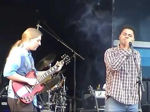 Derek Trucks Band, Volunteered Slavery, 9/11/2004, Princeton, MA