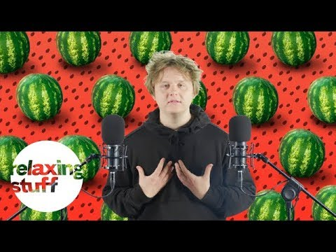 Lewis Capaldi Experiments With ASMR - Relaxing Stuff