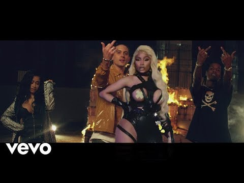 G-Eazy - No Limit (ft. Nicki Minaj, Cardi B, A$AP Rocky) [MASHUP]