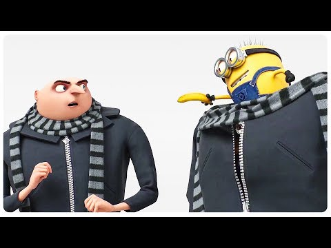 """Despicable Me 3 """"Special Surprise"""" Trailer (2017) Minions Steve Carell Animated Movie HD"""