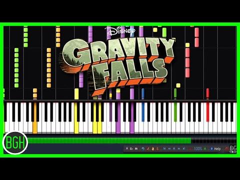 IMPOSSIBLE REMIX - Gravity Falls Theme