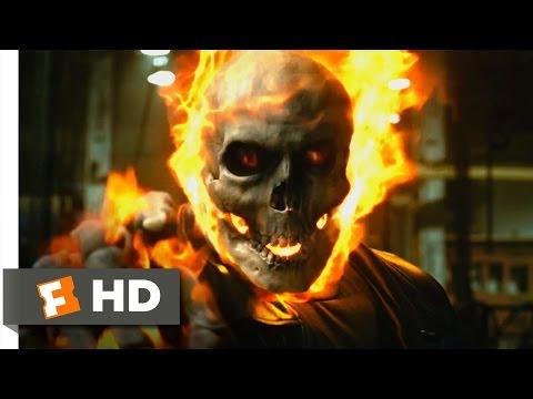 Ghost Rider - Ghost Rider Knows No Mercy Scene (4/10) | Movieclips