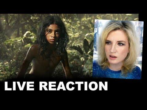 Mowgli Trailer REACTION