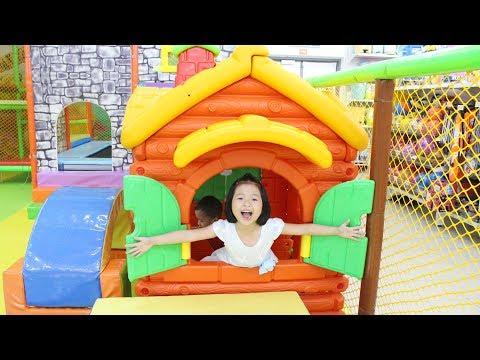Indoor Playground for kids by Kids Belinda Show