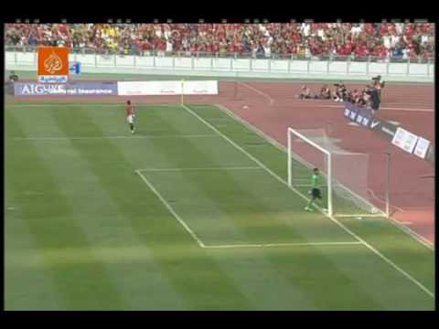 Malaysia XI 11 vs Manchester United 2 3 pre season asian tour friendly goals highlights 18 07 2009