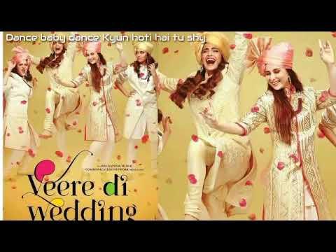 Laaj Sharam Lyrics Video   Veere Di Wedding   Divya Kumar