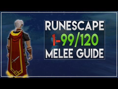 Rs3 Ultimate 1-99/120 Melee guide