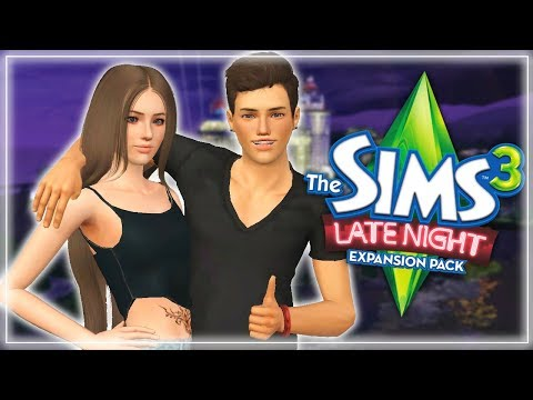 Let's Play: The Sims 3 Late Night-(Part 1) CITY LIFE