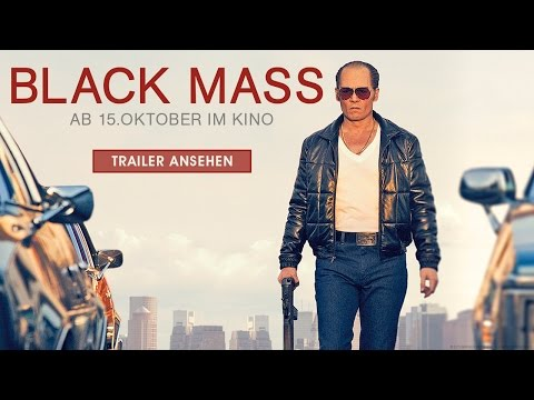 BLACK MASS - TV Spot 1 Deutsch HD German
