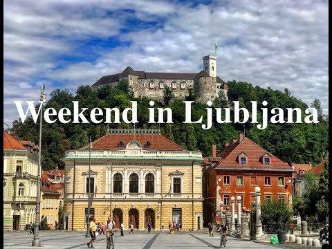Weekend in heavenly Ljubljana, Slovenia | Summer 2017
