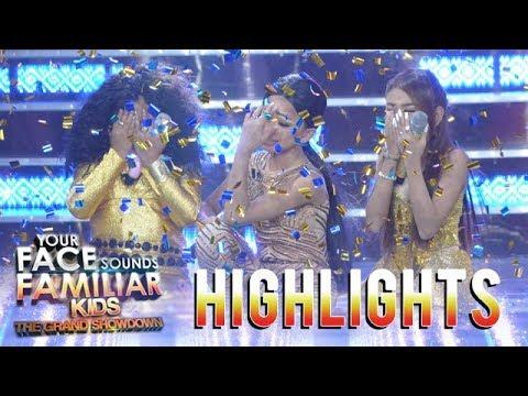 YFSF Kids 2018 Highlights: TNT Boys as Jessie J, Ariana Grande, and Nicki Minaj | Grand Winner