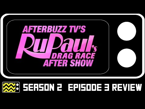 RuPaul's Drag Race All Stars Season 2 Episode 3 Review w/ MJ Dougherty | AfterBuzz TV