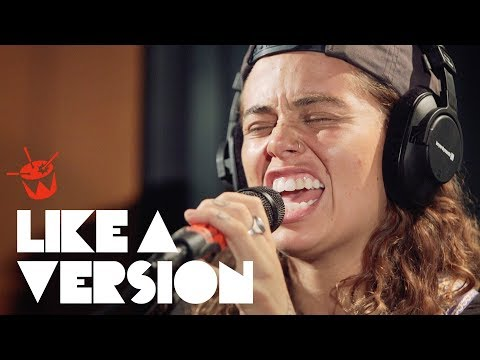Tash Sultana covers MGMT 'Electric Feel' for Like A Version