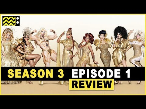 RuPaul's Drag Race All Stars Season 3 Episode 1 Review & Reaction | AfterBuzz TV