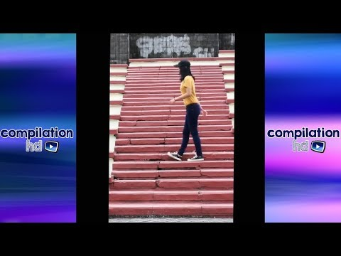 New Stair Shuffle Dance Challenge Musically Compilation 2018