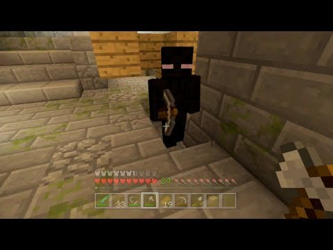 Minecraft Xbox - Quest To Kill The Ender Dragon - Hello Everybody - Part 21