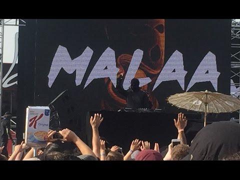 MALAA @ Hard Summer 2016