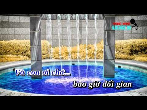 Tình Cha - Ngọc Sơn Karaoke Beat