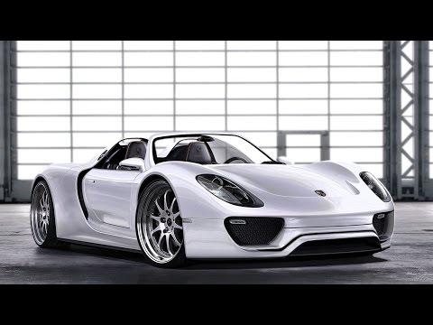 How Its Made Dream Cars s02e15 Porsche 918 Spyder 720p HD