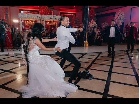 TE BOTE - OZUNA ft BAD BUNNY- BAILE DE REGGATON SORPRESA PARA NOVIA - SARA & RICARDO video official