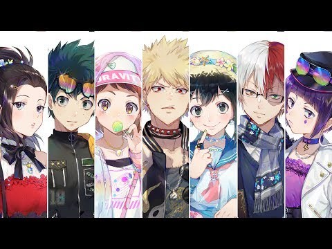 「Nightcore」→ Havana ✗ Despacito ✗ Believer ✗ Shape of you ✗ Rockabye and MORE (Switching Vocal)