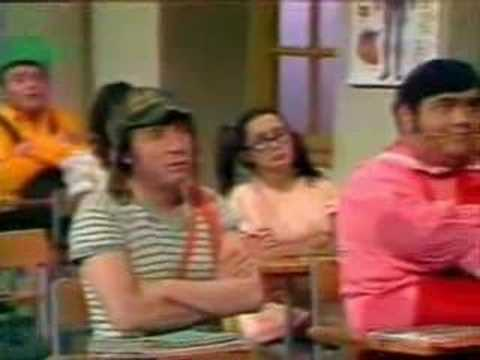 Chavo del Ocho - Don Ramon Profesor