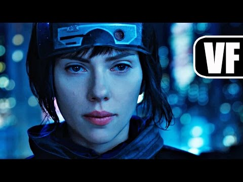 GHOST IN THE SHELL Bande Annonce VF (2017) Scarlett Johansson