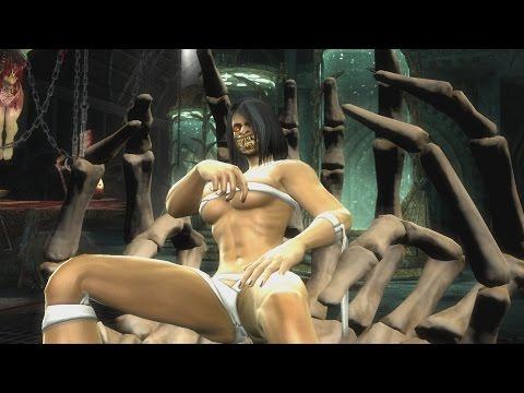 Mortal Kombat 9 Komplete Edition - Quan Chi Victory Pose *All Characters/Costumes* MOD