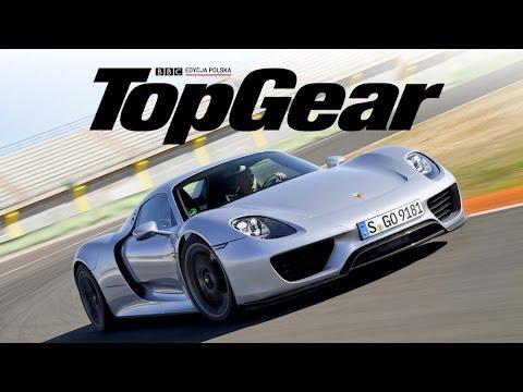 Porsche 918 Spyder: TopGear Test | First Drive | ENG Subs
