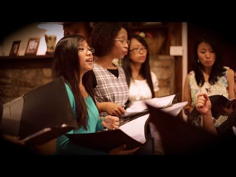 Manwa Laage | Happy New Year - Shillong Chamber Choir (Cover)