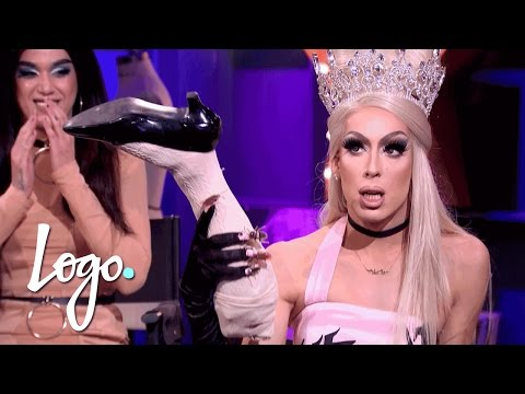 The Only Fake Thing About Alaska is THIS! | RuPaul's Drag Race All Stars (Season 2) | Logo