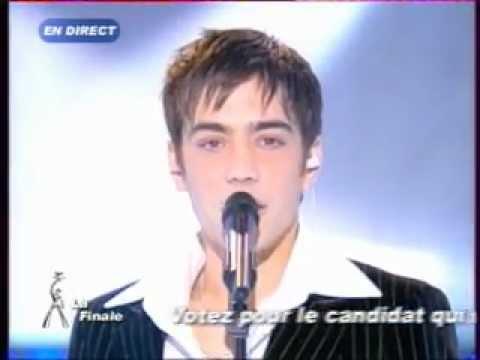 GREGORY LEMARCHAL - Et maintenant - (Prime Finale 22 décembre 2004).wmv