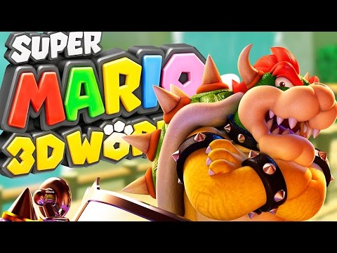 BOWSER LE BOURGEOIS ! | Super Mario 3D World #2