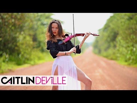 Rockabye (Clean Bandit ft. Sean Paul & Anne-Marie) - Electric Violin Cover   Caitlin De Ville