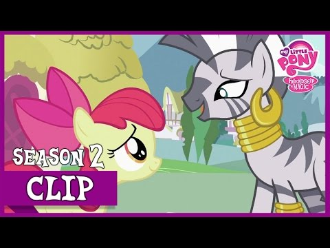 Apple Bloom's Lesson About Patience (The Cutie Pox) | MLP: FiM [HD]
