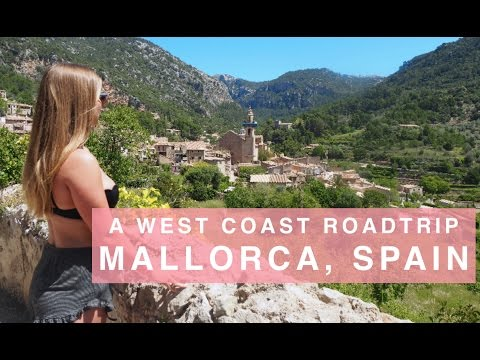 A West Coast Roadtrip in Mallorca, Spain   Filmed on a GoPro Hero 4 Silver