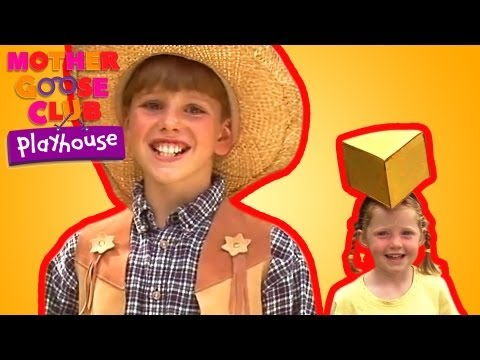 Farmer in the Dell   Mother Goose Club Playhouse Kids Video