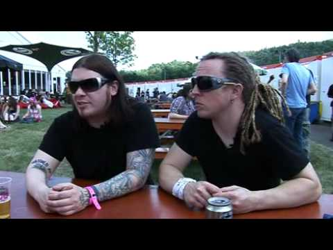 Shinedown - Brent and Barry about Brent's drug addiction