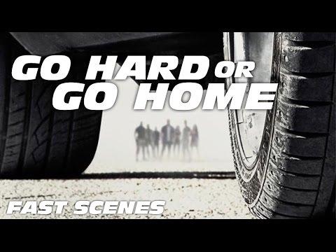 Go Hard or Go Home - Wiz Khalifa & Iggy Azalea (Official Video - Fast & Furious)