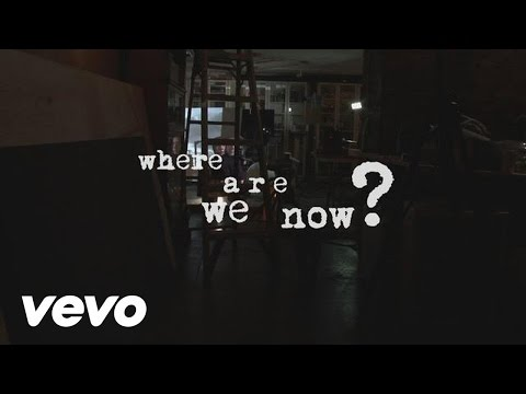 David Bowie - Where Are We Now? (Video)