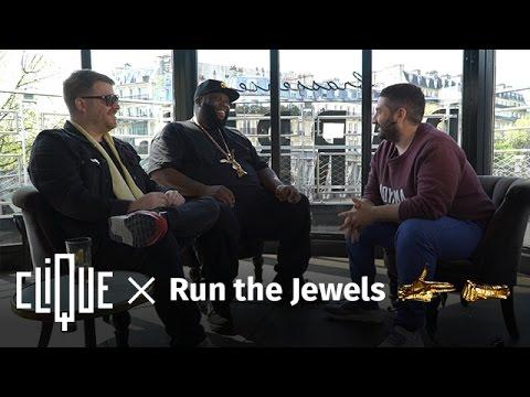 Clique x Run The Jewels????????