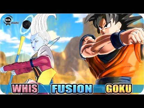 Goku and Whis Fusion VS Vegeta and Beerus (Bills) Fusion - Ultimate God Battle Dragon Ball Super