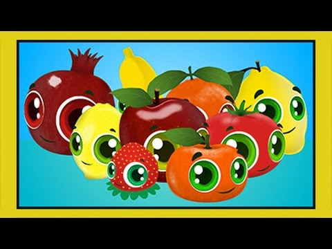 Sebzeler Meyveler | Edis ile Feris Eğitici Çocuk Şarkıları