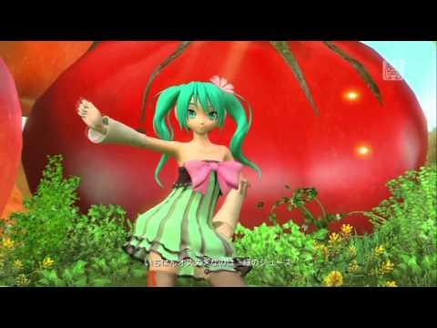 """Hatsune Miku """"PoPiPo"""" """" ぽっぴっぽー"""" Project Diva Dreamy Theatre (HD)"""