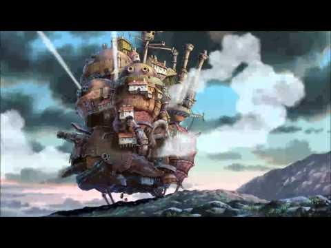 Merry Go Round of Life - Howl's Moving Castle (Joe Hisaishi)
