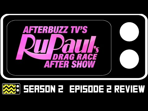 RuPaul's Drag Race All Stars Season 2 Episode 2 Review & After Show | AfterBuzz TV