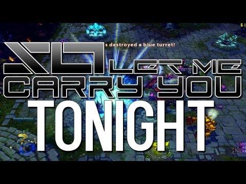 Instalok - Win The Fight [GP10 Karthus] (Zedd - Stay The Night ft. Hayley Williams PARODY)
