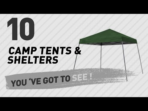 Quik Shade, Top 10 Best Sellers // Camp Tents & Shelters