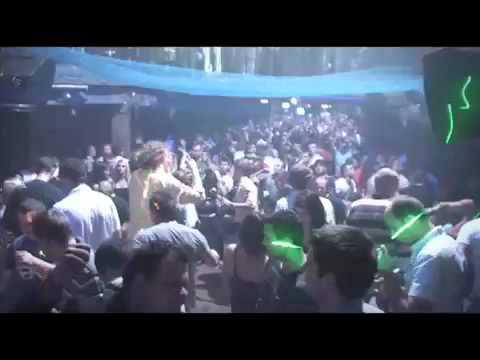 One Night with DJ Nick Nightingale in Club Spiz Katowice, Polska