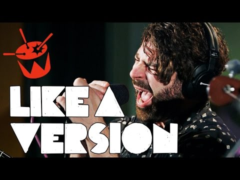 Foals cover Mark Ronson 'Daffodils' for Like A Version